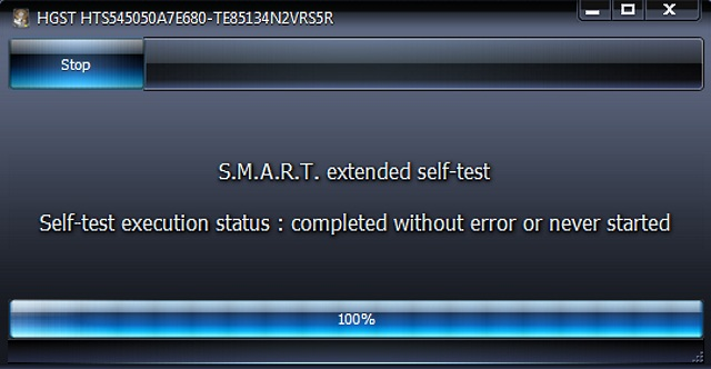 smart extended test window