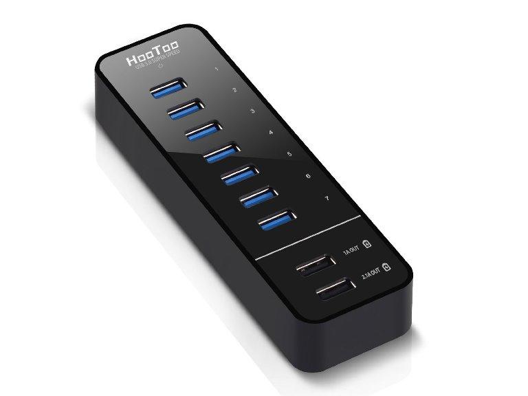 10 Best USB Hubs for 2016