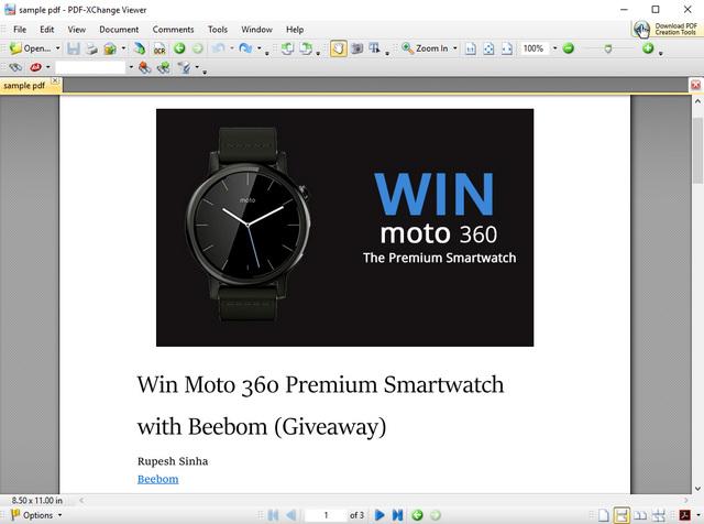 best pdf reader for windows 7-64 bit