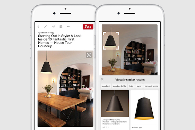 visual-search-results-reverse image search by Pinterest (2016)