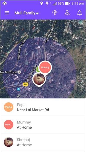 360 Family Locator