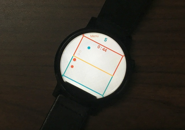 BiDot Android Wear