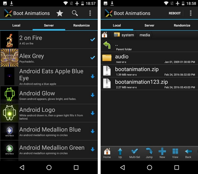How To Change Android Boot Animation (Rooted Devices)