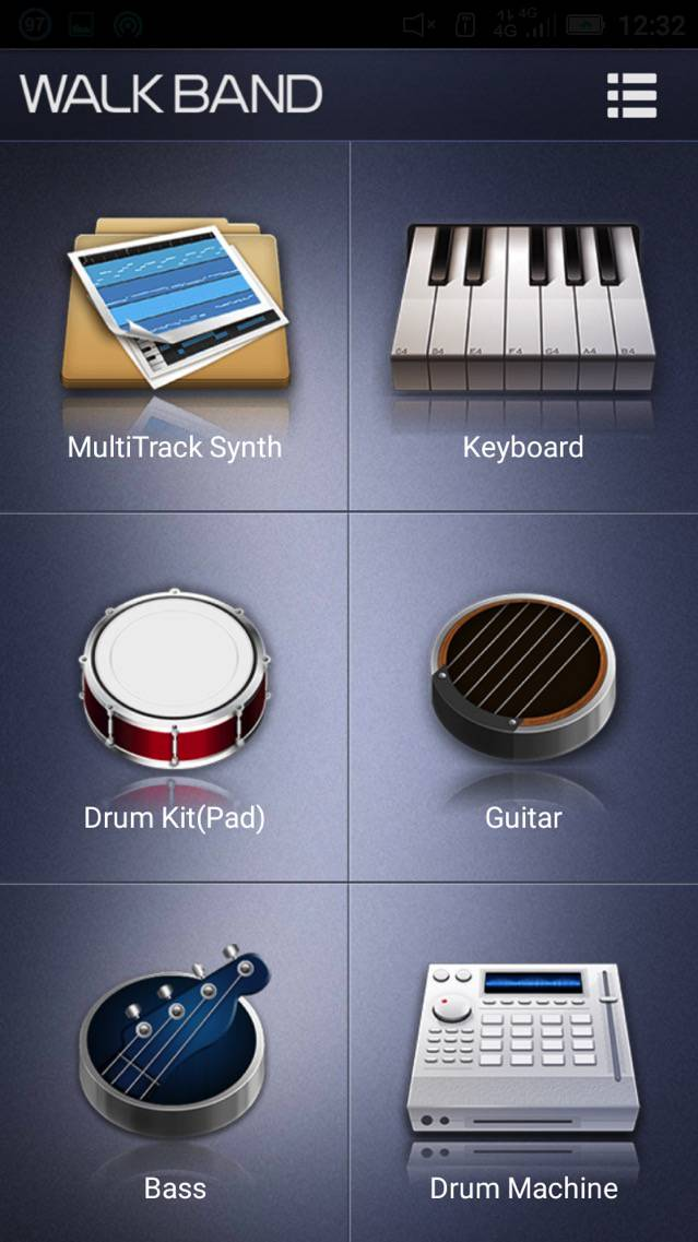 Garageband Alternatives -bb- Walkband 1