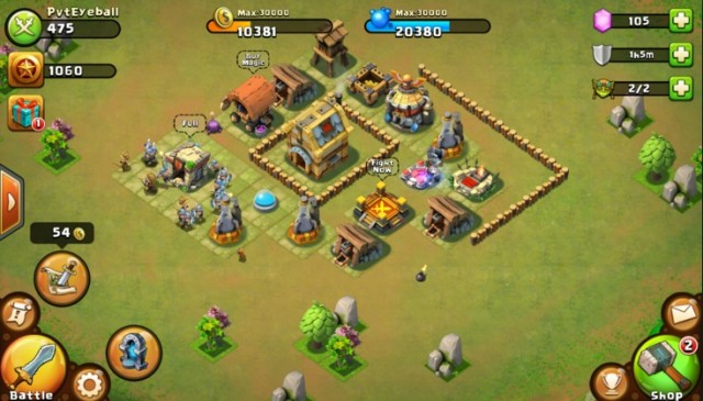 These days, there are more and more websites sharing the link to Clash of Clans for Windows Phone. There are also plenty of visitors asking me about it so today we ...
