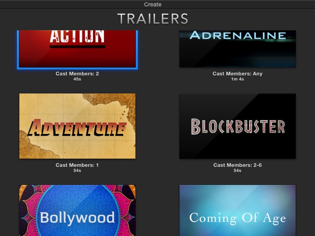 How to use imovie a complete guide 2016 beebom for Trailer templates for imovie