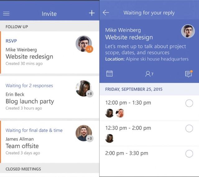Business App -bb- Invite