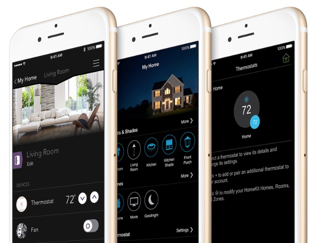 Smart Home -bb- Homekit
