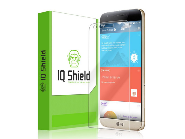 iqshield liquid skin clear screen