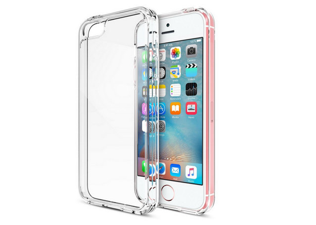 trianium clear case