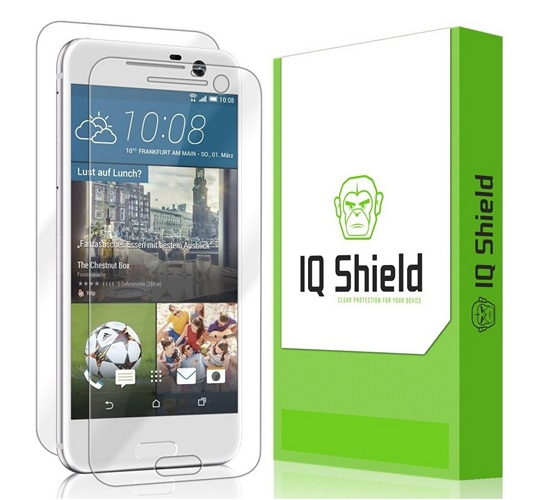 IQ Shield HTC 10 Full Body Screen Protector
