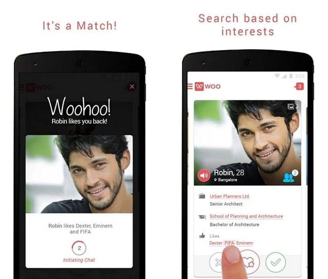 Woo dating app wiki