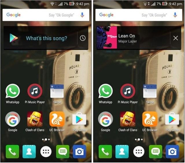 Google Play Sound Search