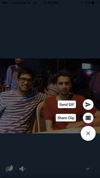Motion Stills share GIF