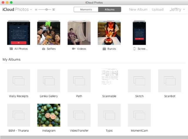 iCloud -bb- Photo