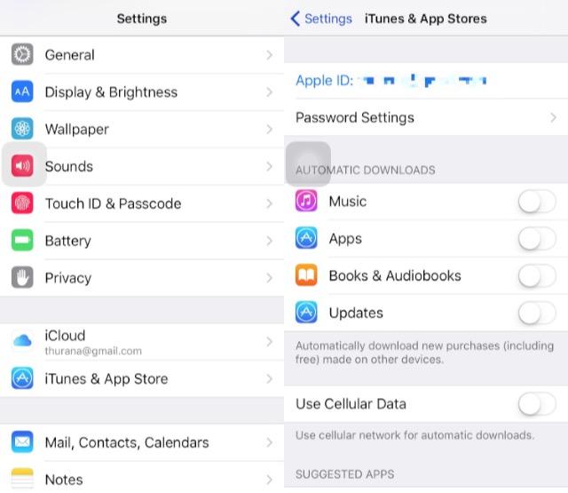 iCloud -bb- iCloud iOS
