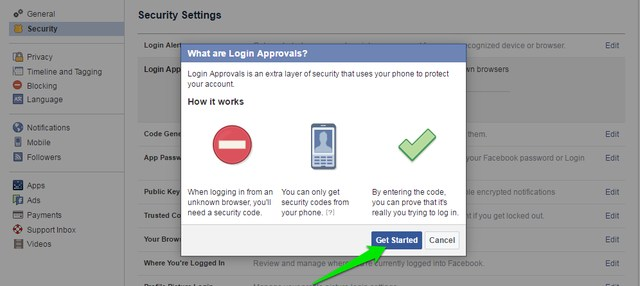 Enable-Facebook-Login-Approvals