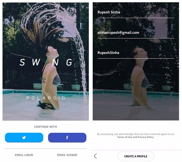 Polaroid Swing welcome page-compressed