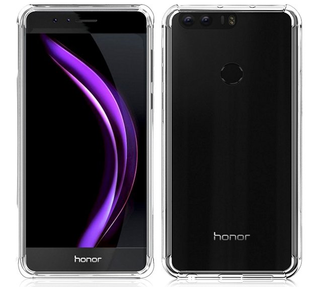 Sparin crystal clear Huawei Honor 8 Case