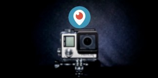 livestream videos directly from GoPro using Periscope