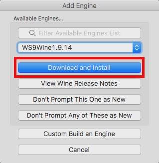 ejecutar programas de Windows en Mac