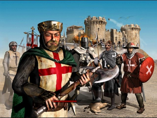 stronghold-crusader