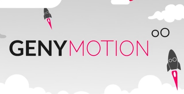 Android emulators for Mac genymotion