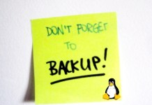 linux-backup-software