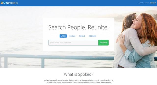 Spokeo-люди-поисковые системы