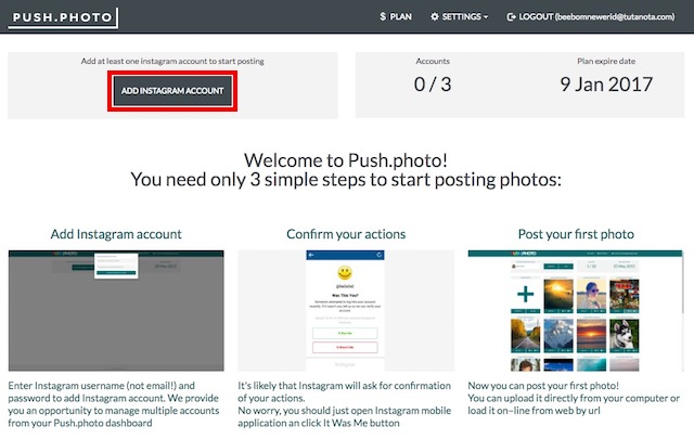 pushphoto-main-interface