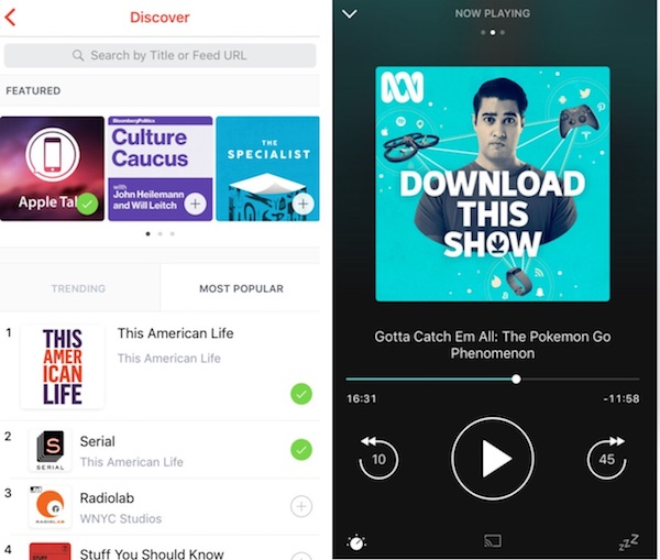 12 Best Podcast Apps for iPhone in 2020 (Free and Paid) | Beebom