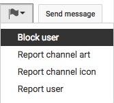 block user