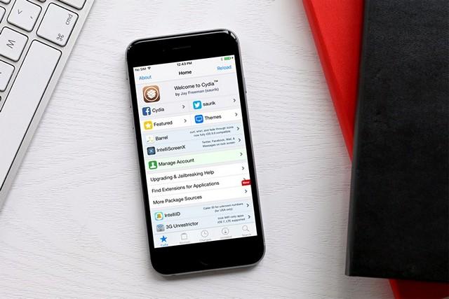 Cydia App Store