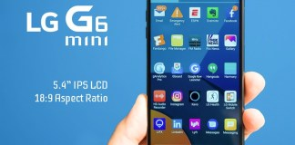 LG G6 Mini with 5.4-inch Display Leaks Ahead of Launch
