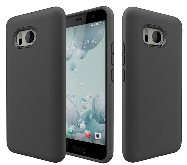 Dretal Rubber HTC U11 case