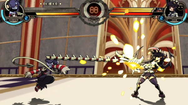 If You Are Looking To Get Into Fighting Games Then Skullgirls Is Definitely The Best Choice Because Its Easy Play And Offers A Great Tutorial
