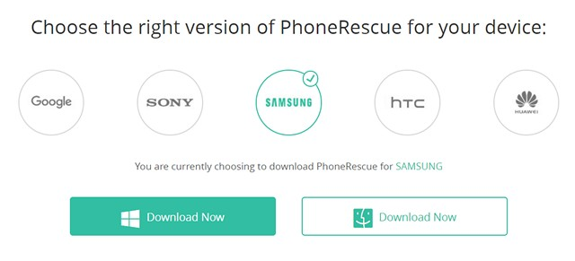 PhoneRescue Review 1