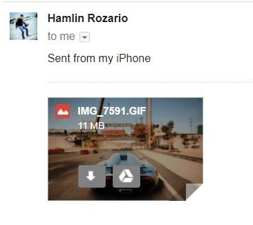how to send a gif via text