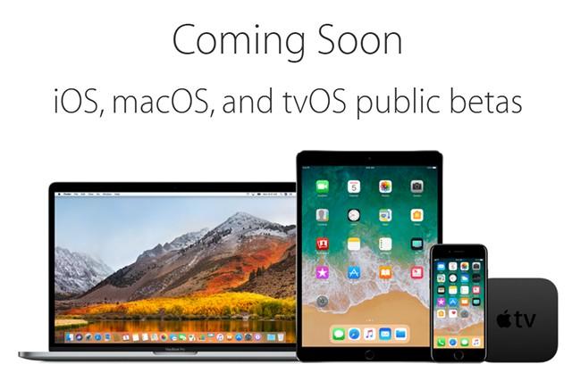 Beta pública de iOS 11
