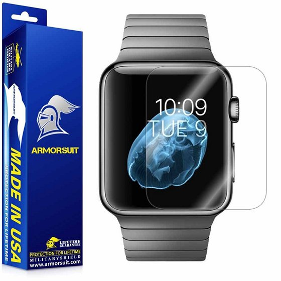 ArmorSuit Military Shield Screen Protector For Apple Watch