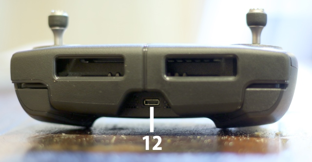 Guía del controlador DJI Spark USB
