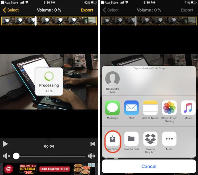 iPhone paso 4