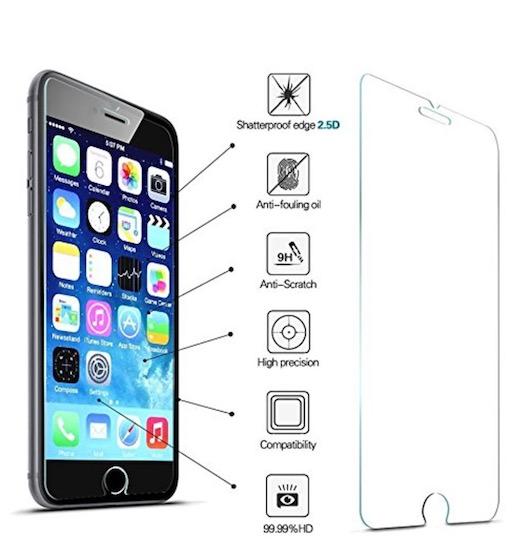 Iphone  Screen Shatterproof