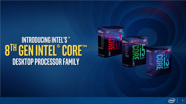 Intel Coffee Lake KK