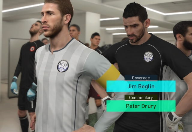 PES 2018 Commentary