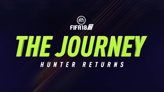 FIFA 18 Demo The Journey Hunter Returns