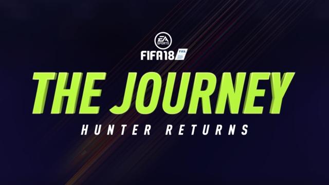 FIFA 18 Demo The Journey Hunter Returns