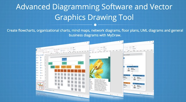 10 -MyDraw - Best Microsoft Visio Alternatives