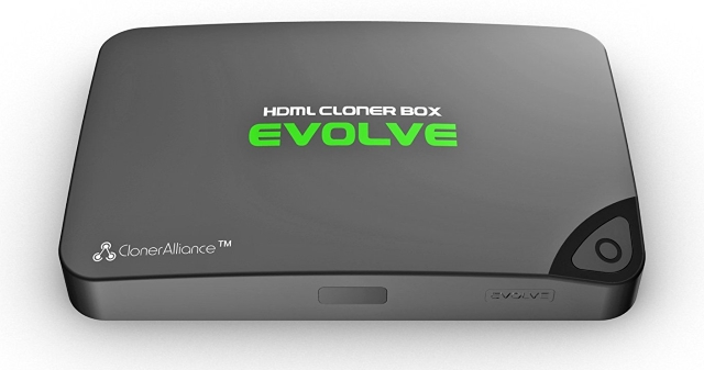 HDML-Cloner Box Evolve