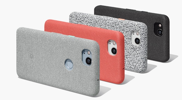 Pixel 2 XL Fabric Case by Google